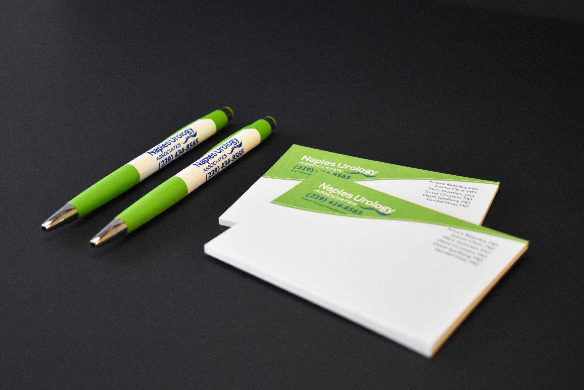 sticky-notepads-pens