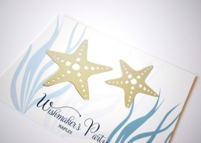 Raised-silver-foil-invitation